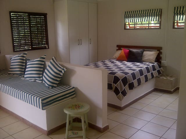 Cycasia Lodge self cater accomodation for 2 to 22