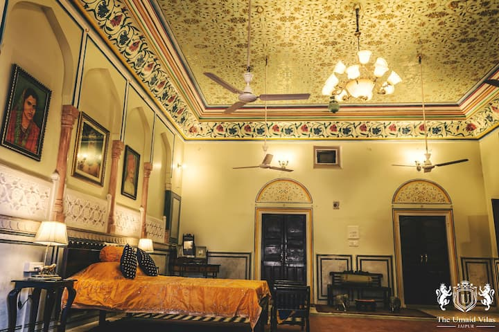 Luxury Homestay Overlooking the City Palace
