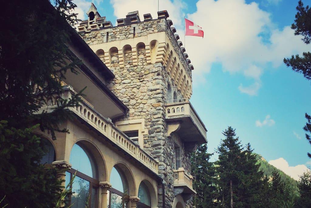 Amazin Chateau