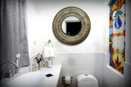 Hermosa Suite de 42 m2 - Urcuquí - Bungalow