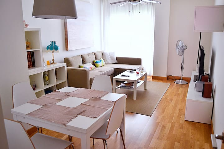 Nice flat in the centre of the city + garage