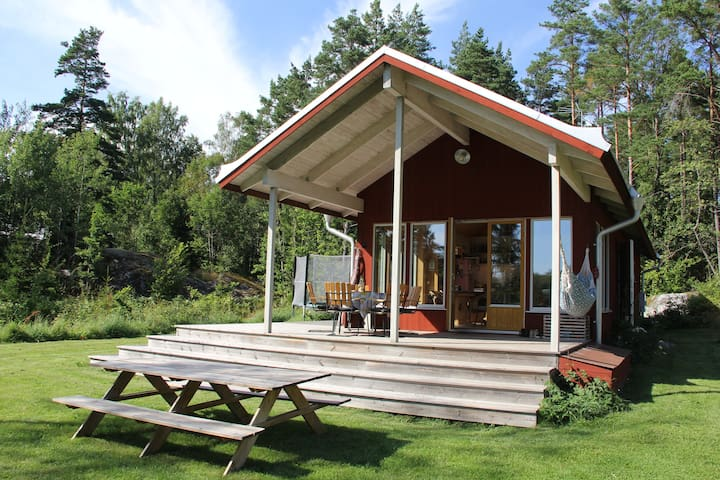 Holiday house, Norrtälje - Norrtälje - キャビン