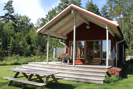 Holiday house, Norrtälje - Norrtälje - Blockhütte