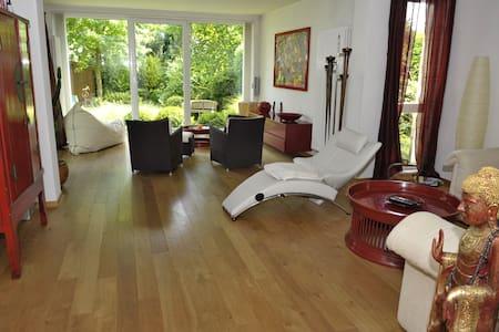 Wohnung direkt am Wald  - Bad Salzuflen - Apartment