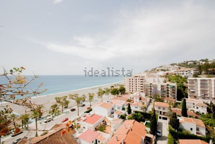 Beautiful Apartment at the beach front! - Almuñécar - Appartement