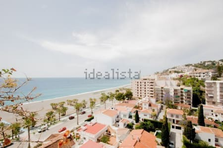 Beautiful Apartment at the beach front! - Almuñécar - Huoneisto