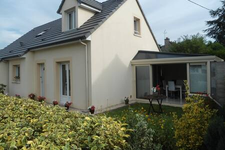 maison spacieuse proche centre - Alençon - Hus