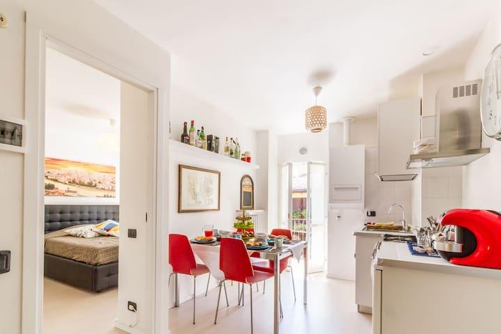 L'Antico Rione - เวโรนา - อพาร์ทเมนท์