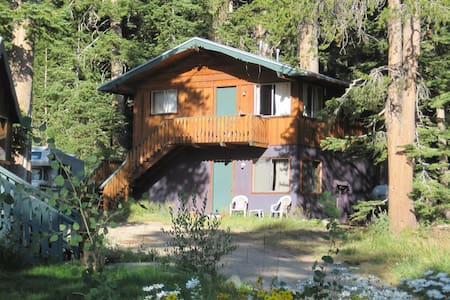 Vintage Cabin #4 Old Mammoth - Chatka