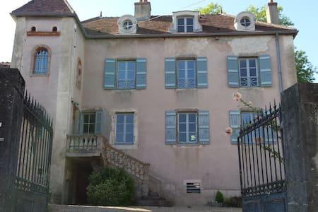 Demeure XVIIIe - Bourgogne du sud - Charrecey