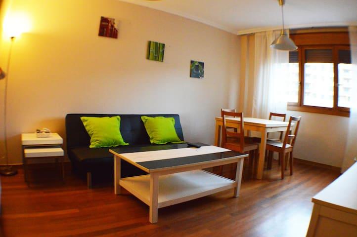 Bonito apartamento en costa de Lugo - Foz - อพาร์ทเมนท์
