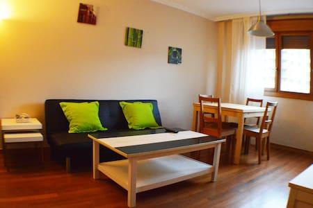 Bonito apartamento en costa de Lugo - Foz - Appartement