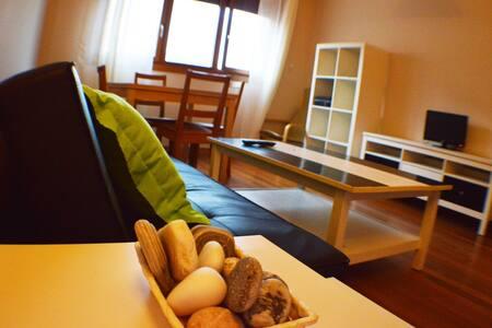 Bonito apartamento en costa de Lugo - Foz - Apartment