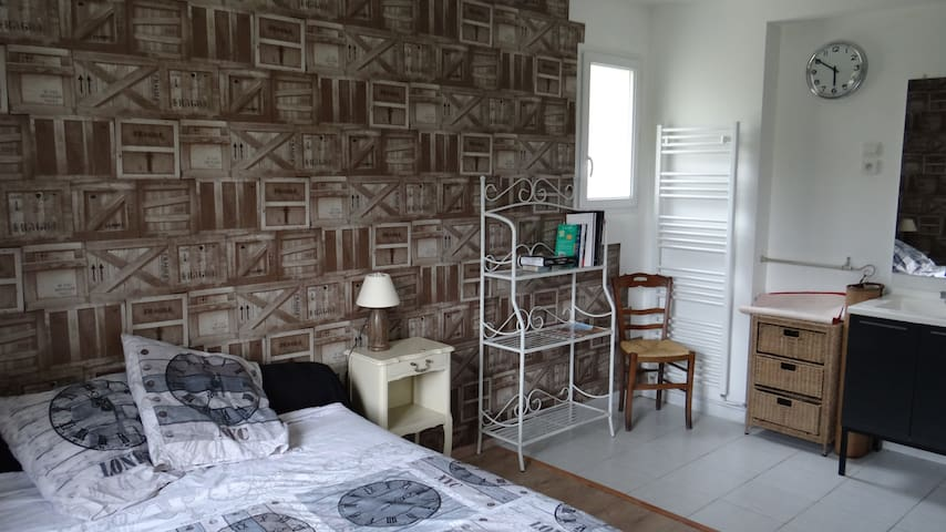 Room bed en breakfast - Belbeuf - Talo