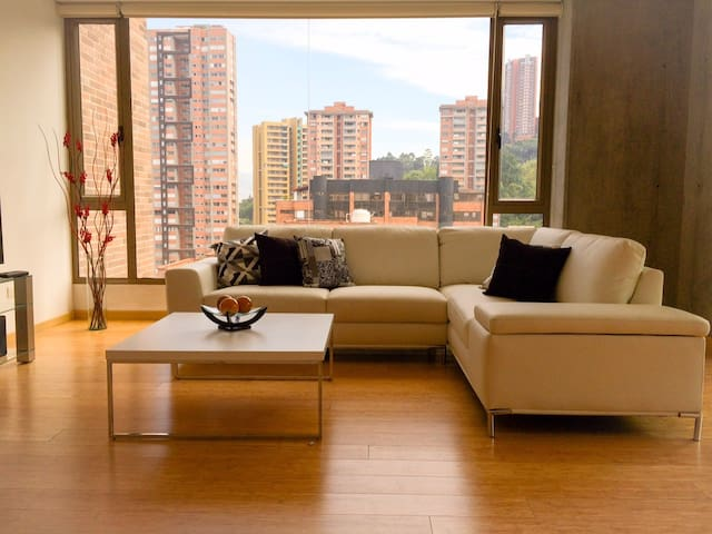 Cozy Apartment INCREDIBLE View