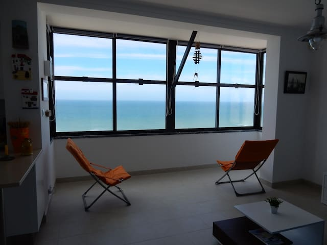 Flat with view over the Atlantic - Foz do Arelho - Apartemen