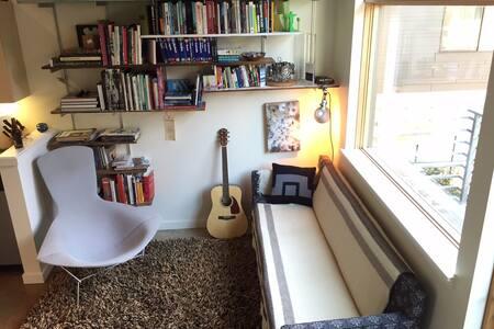 Cozy studio on Division Street