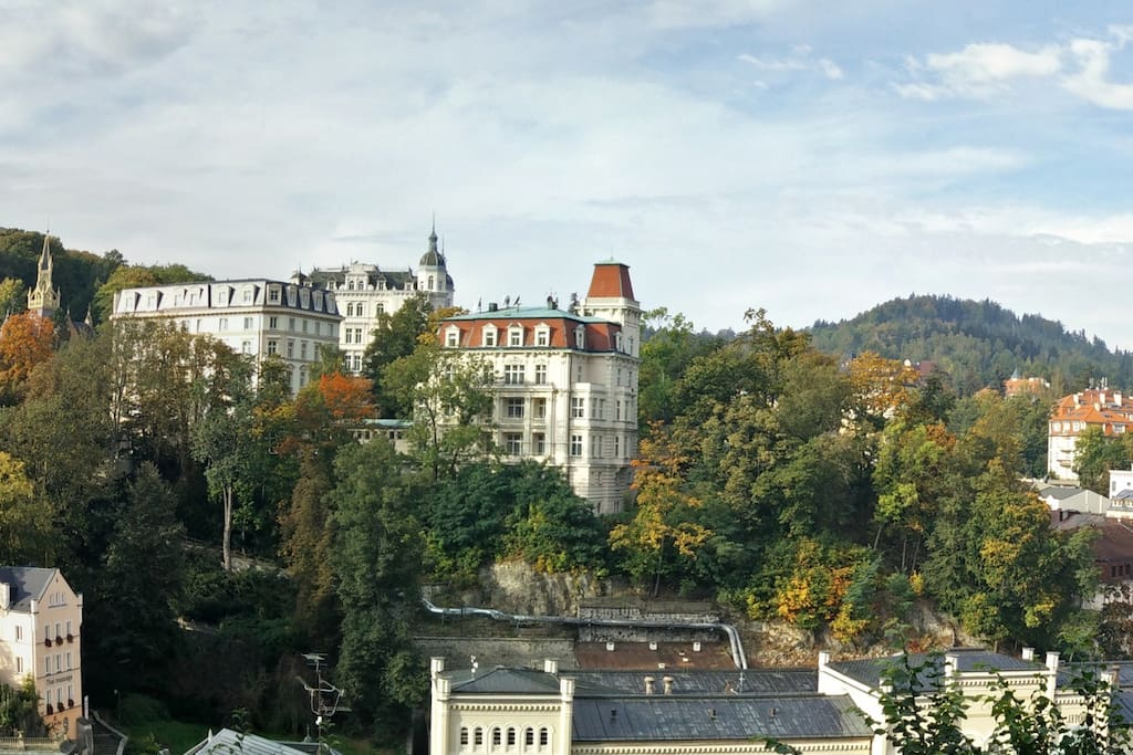 karlovy vary singles Hotel pavlov romantic property located in the very center of the city with professional spa facilities, which offers comfortable accommodation in 38 single, double and suite rooms with picturesque views of the greenery of the dvorak park, the river tepla running under its windows and the spa center of karlovy vary.