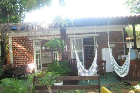 ampla suite com varanda no verde - Olinda