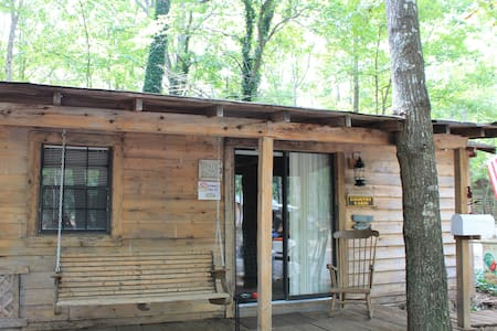 Country Cabin at Campground - Crossville