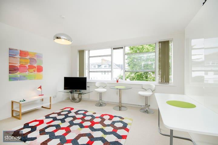 Large Modern Studio Belsize Park