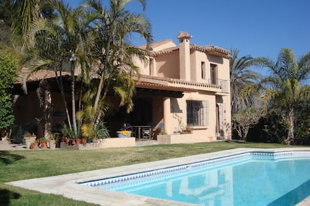 rustic country home Sierra Bermeja  - Estepona - Bed & Breakfast