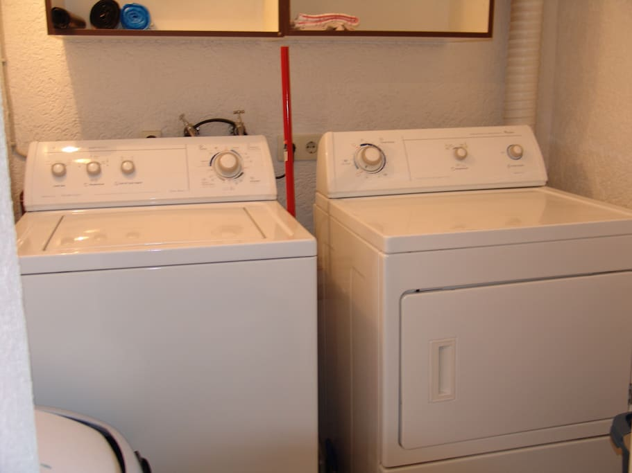 unit 1 &2 -american washer and dryer