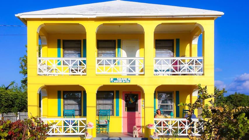 Bahama Breeze Island Villa - 5Br/2B - Spanish Wells - Rumah