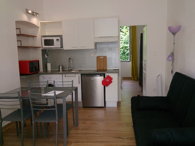 Appartement moderne et chaleureux - Luri - Apartment