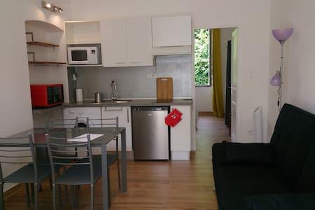 Appartement moderne et chaleureux - Luri - Wohnung