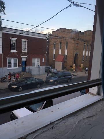 Pope visit - Philadelphia - Apartment