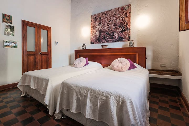Loft type Apt1 Cartagena old city - Cartagena - Loft