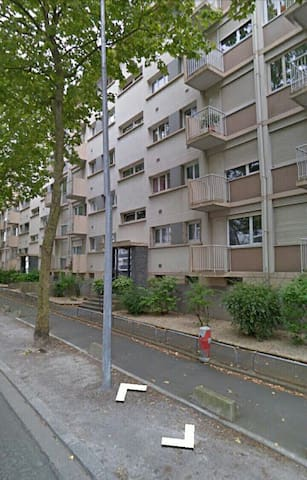 Appartement résidence Angers sud - Angers - Apartemen