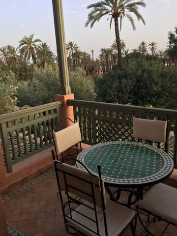 Appartement au sein de la Palmeraie - Marrakesh - Appartement