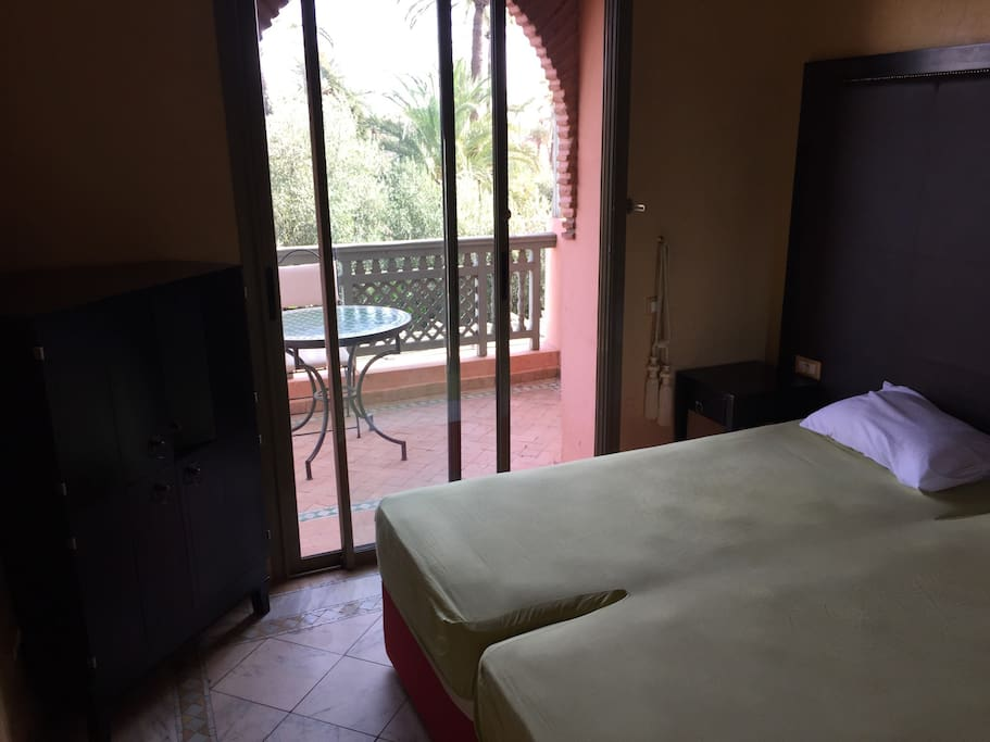 Location Appartement Palmeraie Village