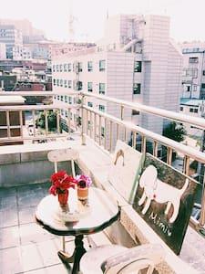 New! Terrace! Myeongdong! Wifi Egg