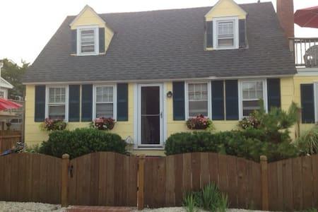 Classic Beach House - Long Beach Township - Σπίτι