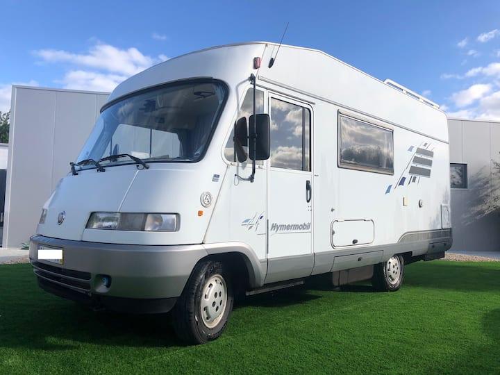 Autocaravana Hymer Integral - Caravan4Fun