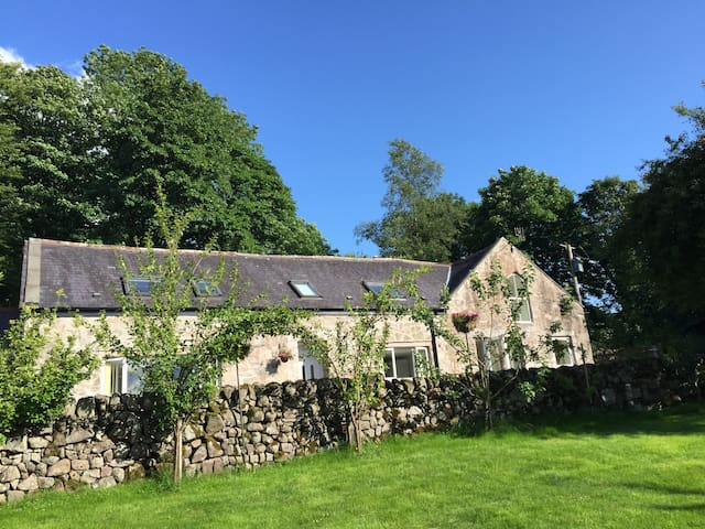 Luxury Converted Barn - Dalbeattie  - Hus