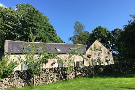 Luxury converted barn - Dalbeattie
