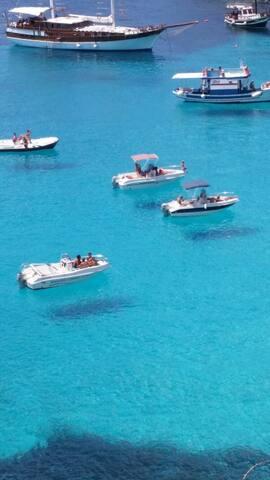 Delizioso appartamento con terrazzo - Lampedusa - Departamento