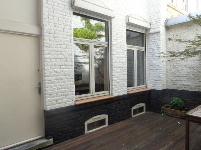 Lille République - Terrasse Duplex