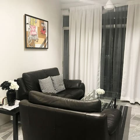 Cozy Apartment in Bukit Beruntung