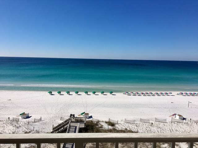 "Destin West ""Enjoy Being Right On The Sand Dunes"""