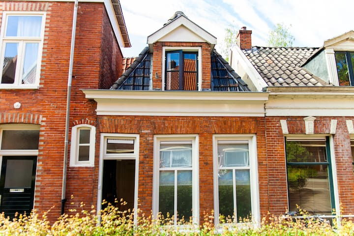 Comfortable historic house  in the city center