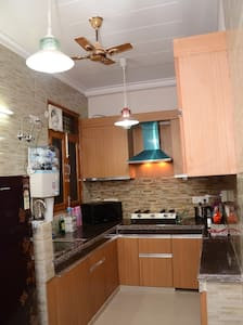 One bed,living,kitchen apartment