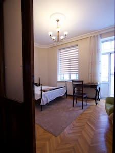 Centrally Located Balcony wSea View - istanbul