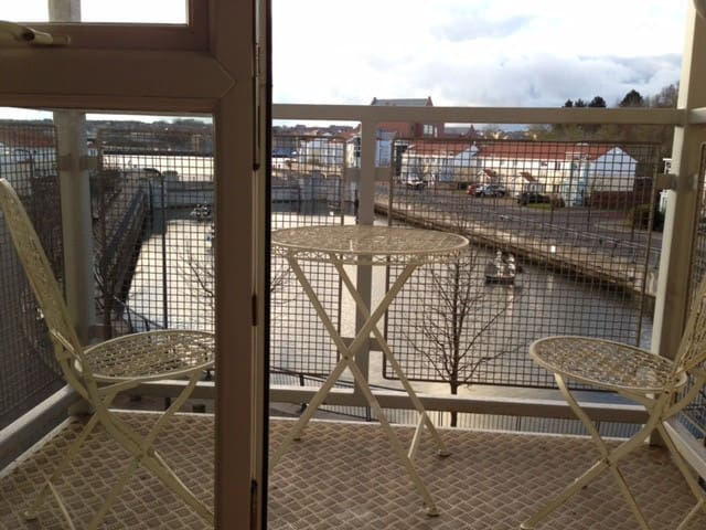 Quiet riverside retreat - South Shields - Apartamento