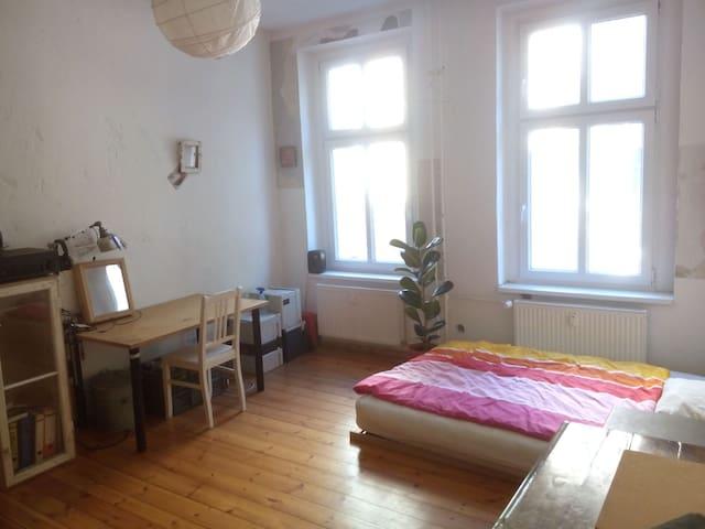Cosy room at romantic Richardplatz