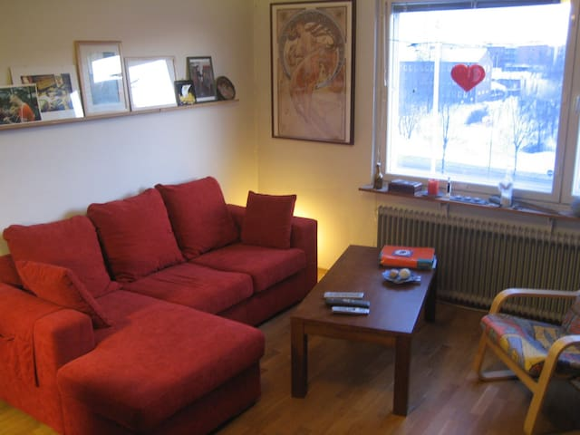 Apartment in Oulu city centre